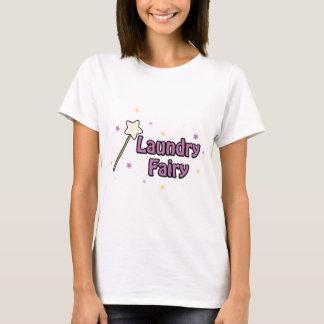T-shirt Fée de blanchisserie
