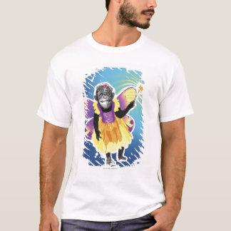 T-shirt Fée de chimpanzé