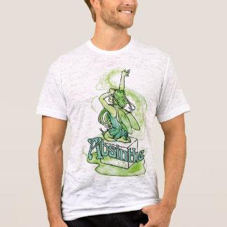 T-shirt Fée de cube en sucre d'absinthe