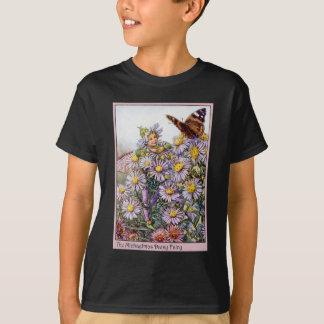 T-shirt Fée de marguerite de Michaelmas