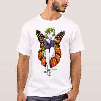 T-shirt Fée de papillon de Lillith de tigre