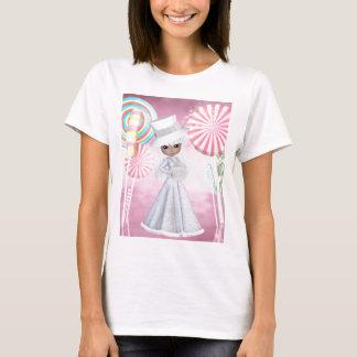 T-shirt Fée de prune confite