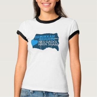 T-shirt Feinte de Nes Gadol Haya pour des femmes