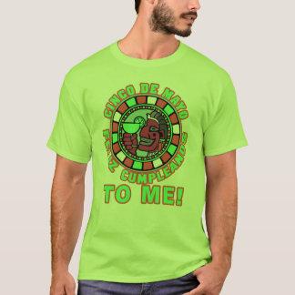 T-shirt Feliz Cumpleanos à moi ! Joyeux anniversaire dans