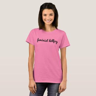 T-shirt féministe de trouble-fête