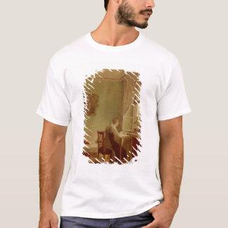 T-shirt Femme brodant, 1812