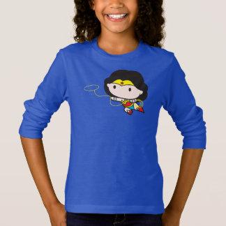 T-shirt Femme de merveille bilatérale de Chibi