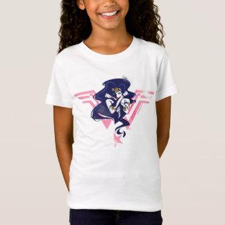 T-Shirt Femme de merveille de la ligue de justice | et art