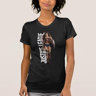 T-shirt Femme de merveille de la ligue de justice | sur le