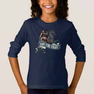 T-shirt Femme de merveille sur l'art comique de cheval