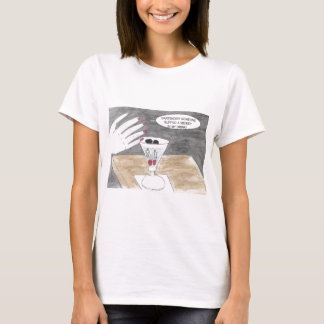 T-shirt Femme de pensée futée