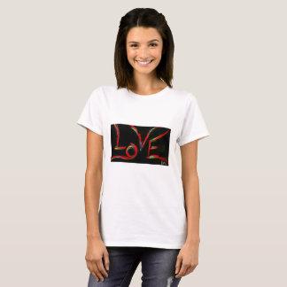 T-shirt femme digital art Nick Bresco collection