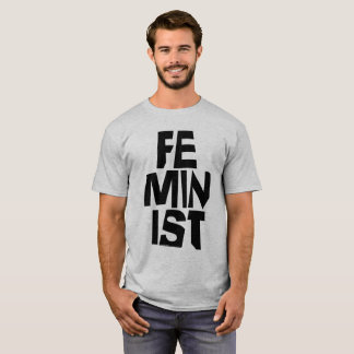 T-shirt Femme égale imitation de fille féminine féministe