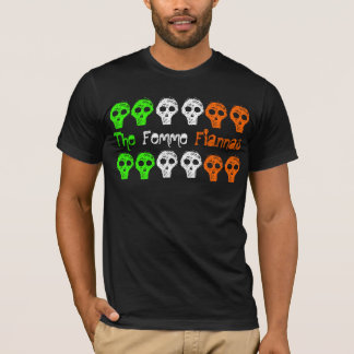 T-shirt Femme Fiannas : Édition de deRebel de Rosie