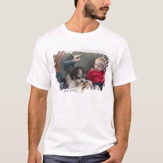 """T-shirt Femme signant le mot """"non"""" dans le signe américain"""