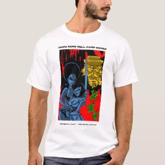 T-shirt Femmes de camp d'enfer de Hong Kong