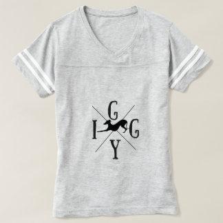 T-shirt Femmes de chemise de délivrance d'Iggy de chien de