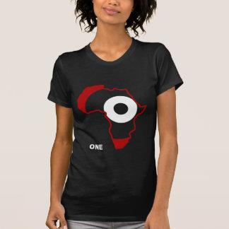 T-shirt Femmes de chemise de l'Afrique une