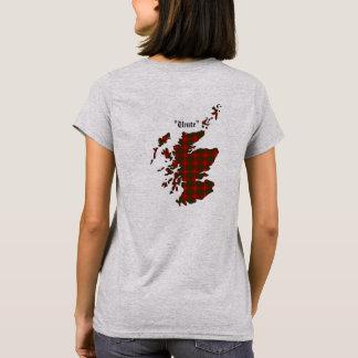 T-shirt Femmes de clan de Cameron
