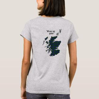 T-shirt Femmes de clan de Forbes