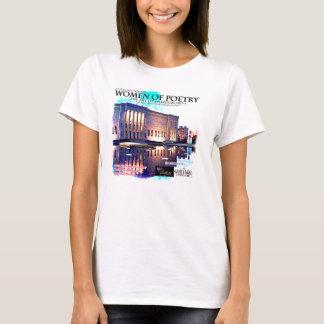 T-shirt Femmes de la poésie