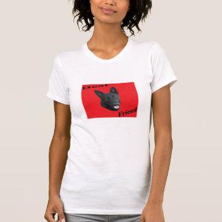 T-shirt Femmes de meilleur ami