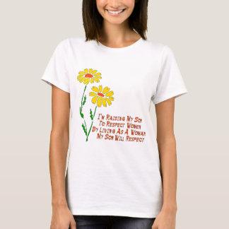 T-shirt Femmes de respect
