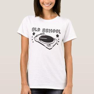 T-shirt Femmes de vieille école supérieures