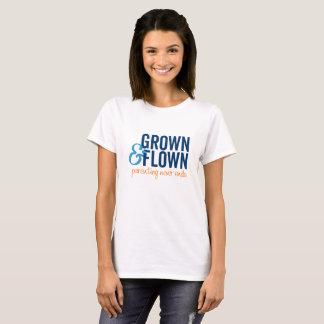 T-shirt Femmes développées et pilotées