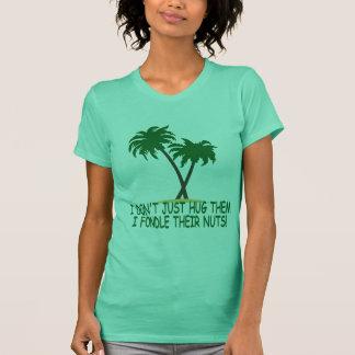 T-shirt Femmes drôles de treehugger