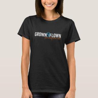 T-shirt Femmes horizontales développées et pilotées