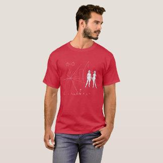 T-shirt Femmes pionnières de plaque seulement