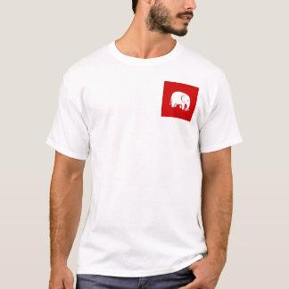 T-shirt Femmes républicaines pour la pièce en t du slogan