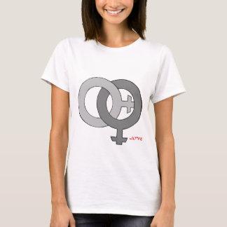 T-shirt Femmes symboliques 6 d'amour