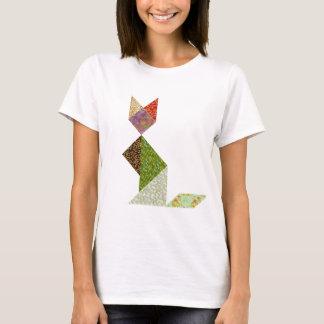 T-shirt femmes Tangram 1