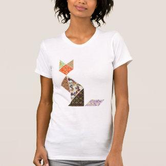 T-shirt femmes Tangram 2