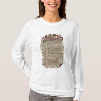 T-shirt Fenaison et labourage, d'un calendrier