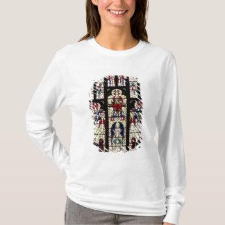 T-shirt Fenêtre dans la cathédrale de Worcester, XVème
