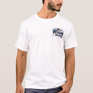 T-shirt Fenêtre lavant Loge
