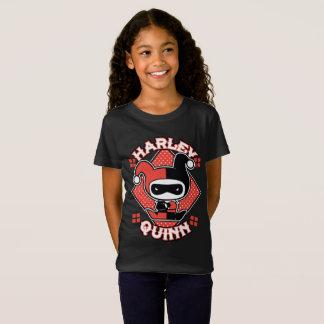 T-Shirt Fentes de Chibi Harley Quinn
