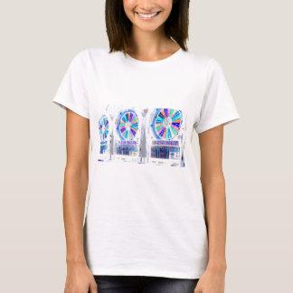 T-shirt Fentes de Las Vegas
