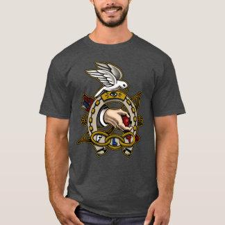 T-shirt Fer à cheval symbolique de camarades impairs