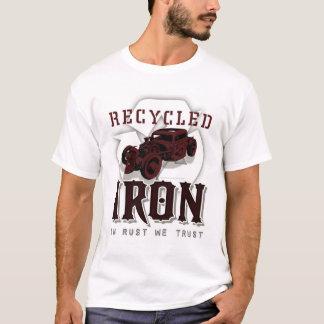 T-shirt FER réutilisé