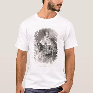 T-shirt Ferdinand I (1793-1875), roi de Lombardie-Venetia,