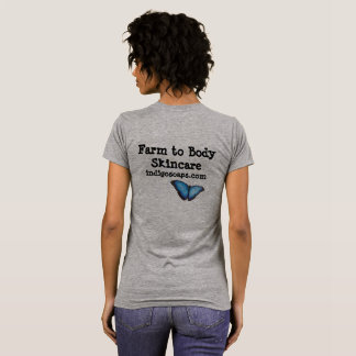 T-shirt Ferme aux soins de la peau de corps