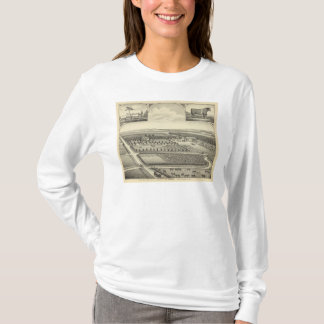 T-shirt Ferme de Berggren, Nébraska