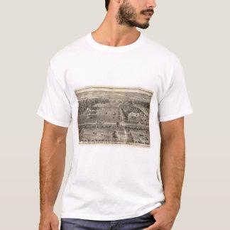 T-shirt Ferme de Central Park et résidence de parc de Geo