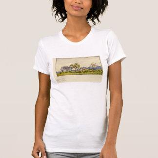 T-shirt Ferme de la Californie, près de Stockton