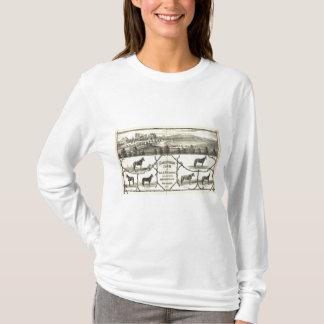 T-shirt Ferme hamiltonienne dans Middletown, NJ