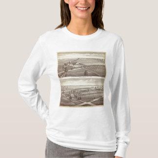 T-shirt Fermes de Tulare
